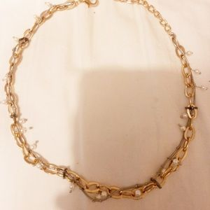 NWOT Zara Mixed Detailed Choker